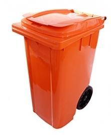 contentor de lixo 240 litros