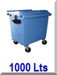 contentor lixo 1000 litros