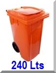 contentor lixo 240 litros