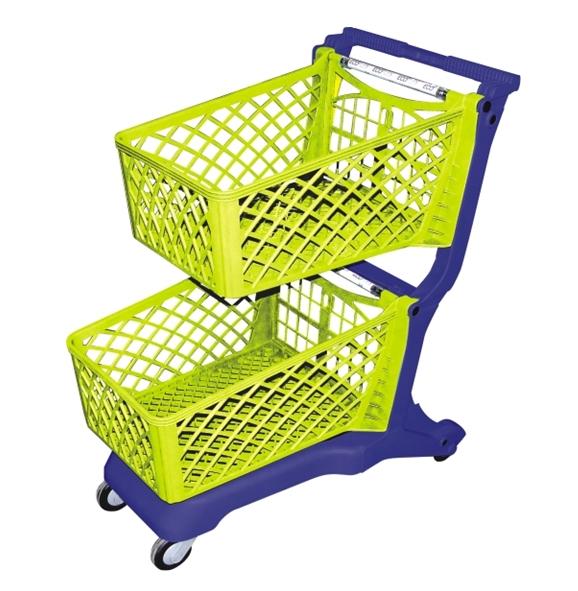 carrinho de supermercado ecoflex 120