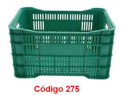 caixas plasticas vazadas 30x36x55 cm
