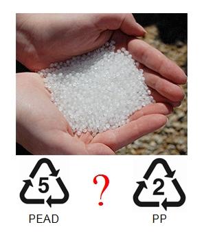 pallet plástico em pp ou pead?