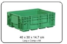 Caixa Plástica Industrial 343/344