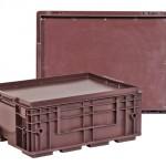 caixa klt com tampa
