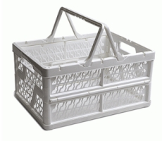 caixa dobravel com alca ranca
