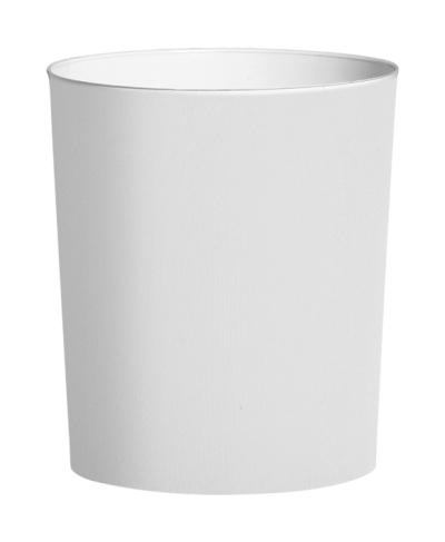 lixeira para escritorio redonda plastico