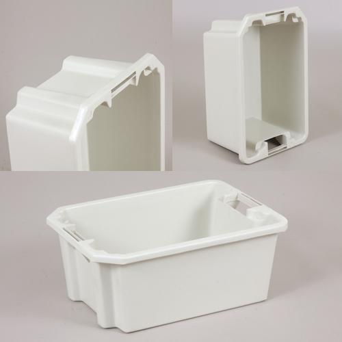 caixa plastica 1005 marfinite