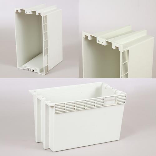 caixa plastica 1028 marfinite