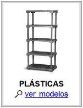 Estantes Plásticas