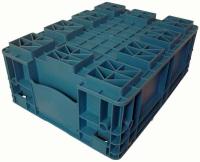 caixa plastica industrial 343 344 com fundo lego