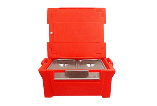 hotbox 2 duas cubas