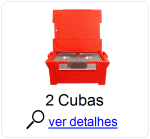 hotbox duas 2 cubas