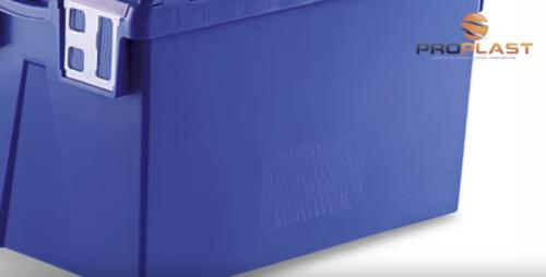 area texturizada para colagem de etiquetas caixas plasticas com tampa acoplada