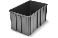 caixas plasticas marfinite