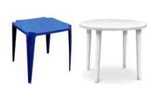 Mesas Plásticas Menu Principal