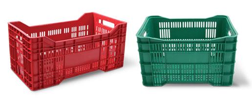 Caixa Plástica Organizadora Vazada